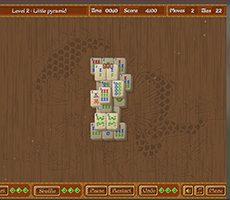 Clássico Mahjong