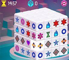 Mahjong Dimensions 15 minutos