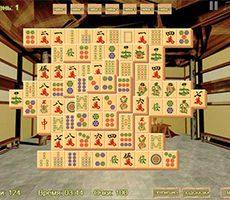 Mahjong Antigo Clássico