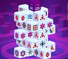 Mahjong Dark Dimensions 15 minutos