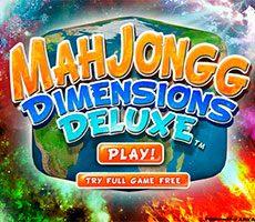 Mahjong Dimensions deluxe