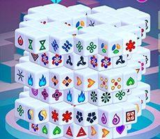 Mahjong Dimensions mais tempo