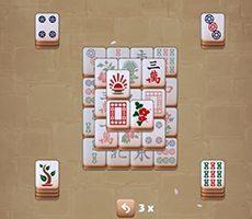 Mahjong Flores