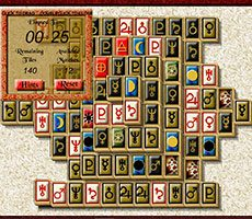 Mahjong Key