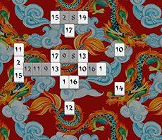 Mahjong Números