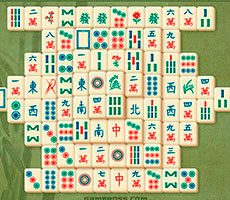 Quebra Cabeça Mahjong